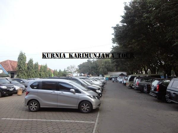 area parkir pelabuhan kartini