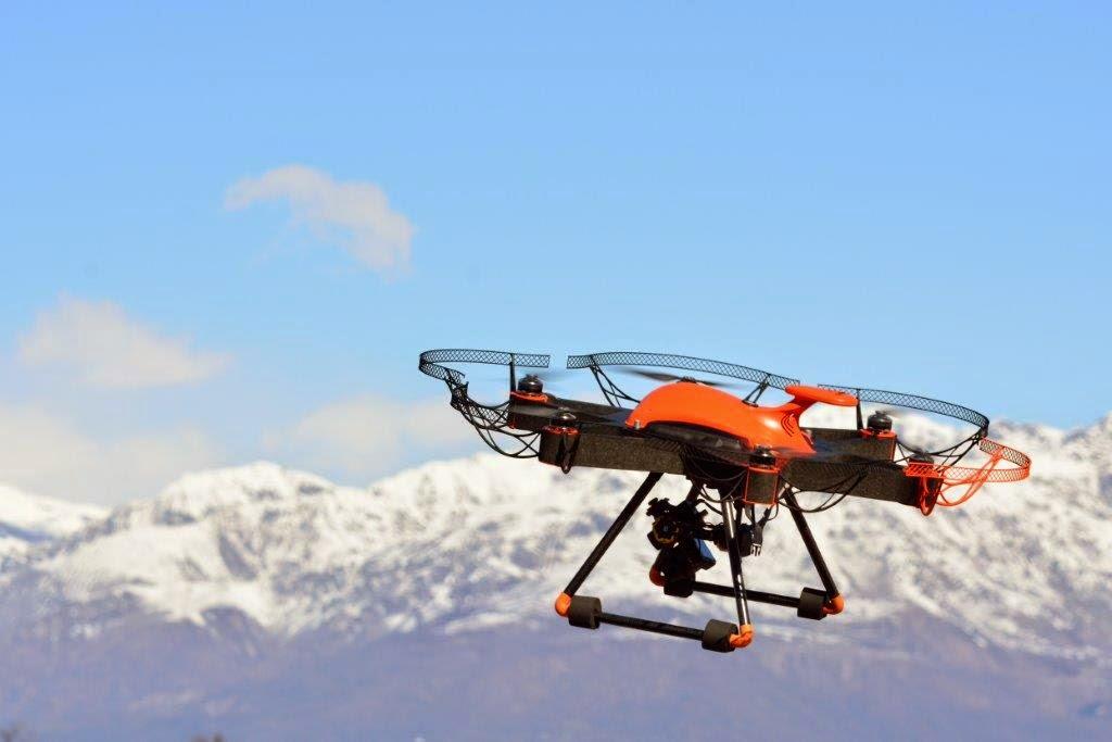 Drone PPL612F della Nimbus
