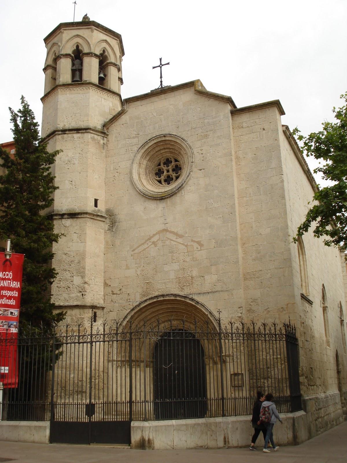 Relat sant joan baptista de vilafranca del pened s for Morato vilafranca