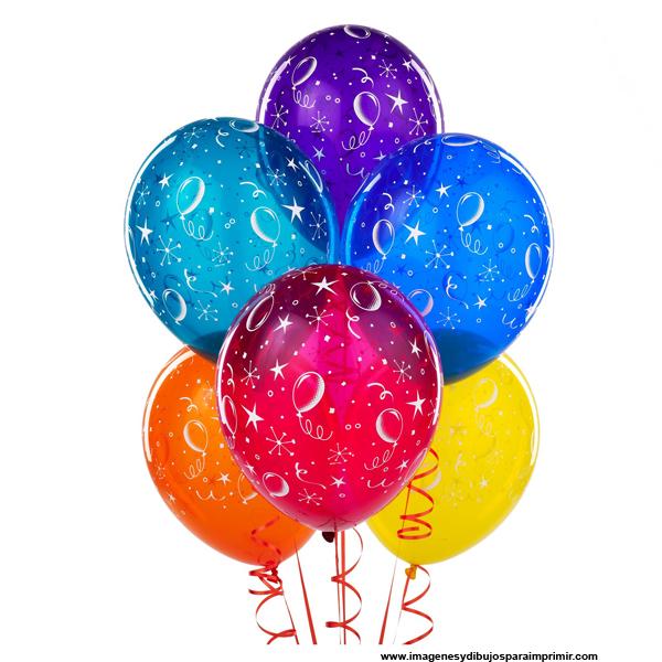 globos para imprimir imagenes y dibujos para imprimir