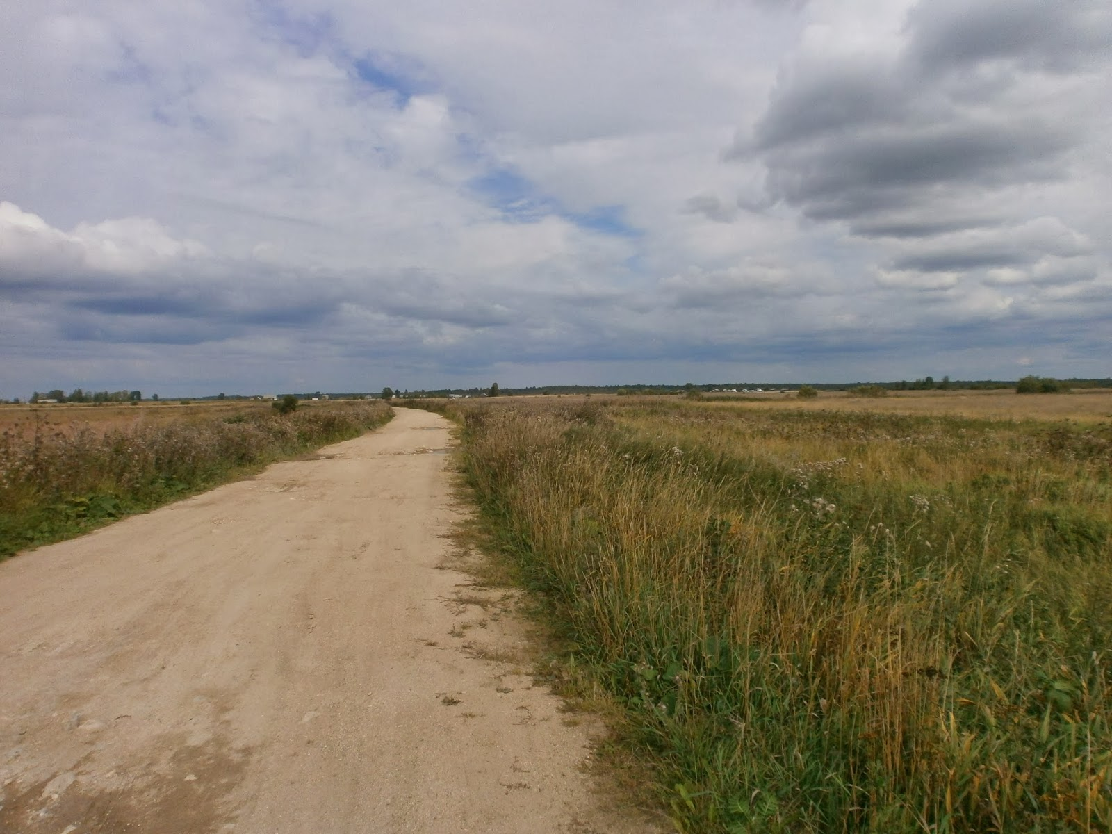 Дорога в Горку