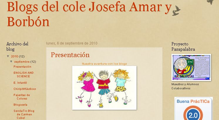 BLOGS DEL COLE