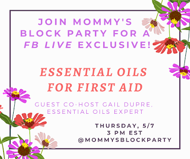Join us for our weekly essential oils chat!