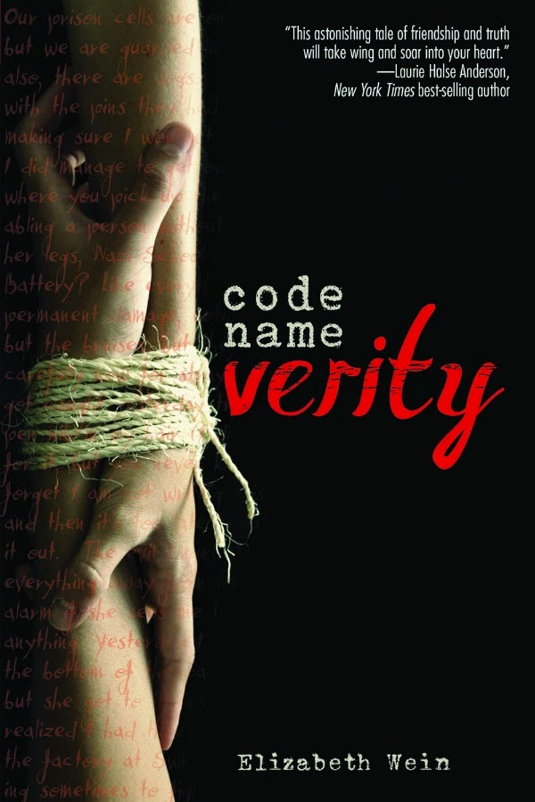 https://www.goodreads.com/book/show/11925514-code-name-verity