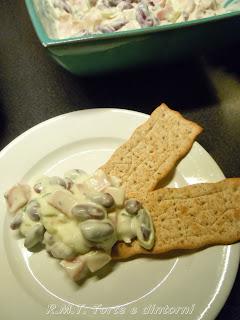 Singi-oasalat: insalata di prosciutto e fagioli estone