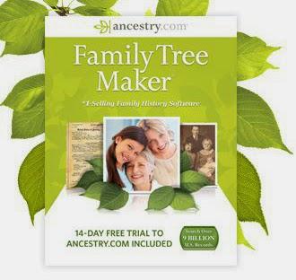 Family Tree Maker 2014