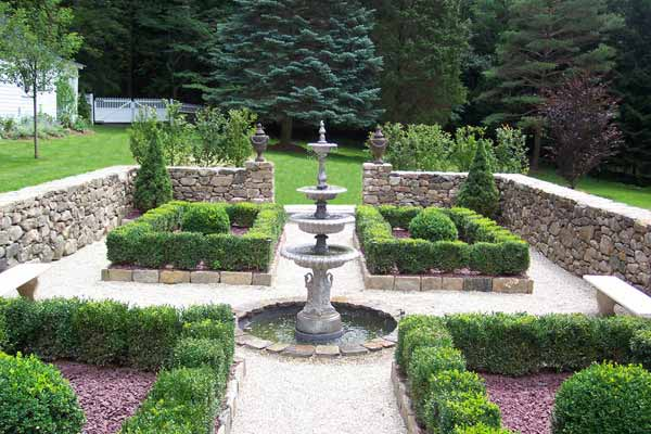 Formal Garden Design Ideas