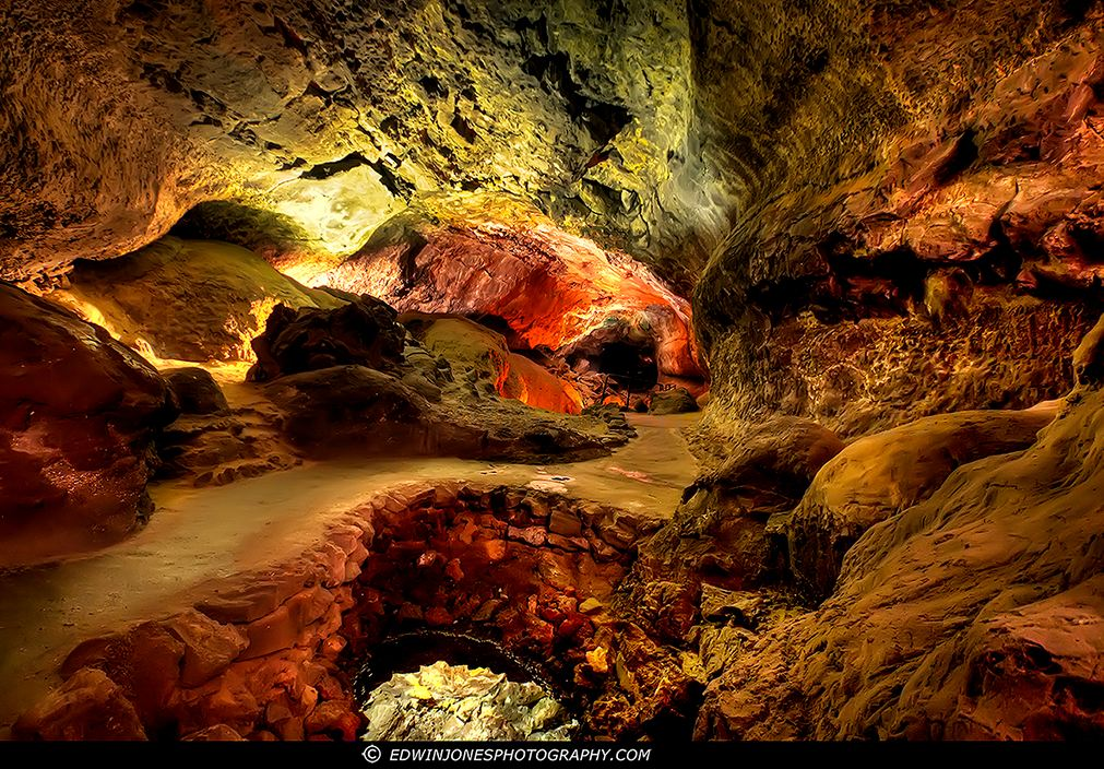 Cueva de los Verdes, Canary Islands