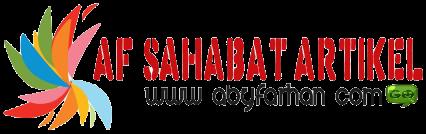 Abyfarhan.com | AF Sahabat Artikel