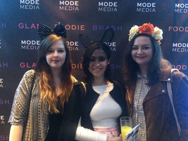 Isabelle, Me & Faye @ #BloggersFestival