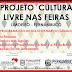 Boi de Caboclinho, música ao vivo e repentistas animam feira livre de Limoeiro