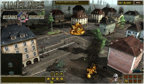 Timelines: Assault on America Screenshot 04