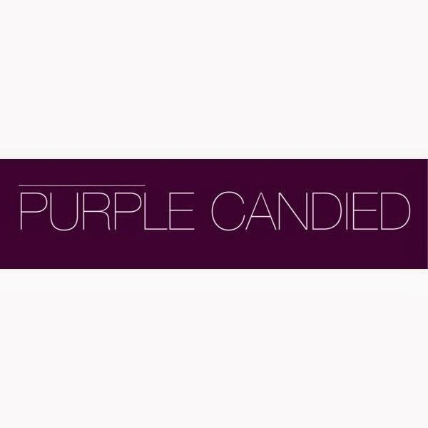 Purple Candied