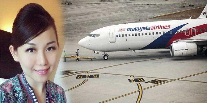 Pramugari Cantik Malaysia Airlines Nyuk Moi Bunuh Diri