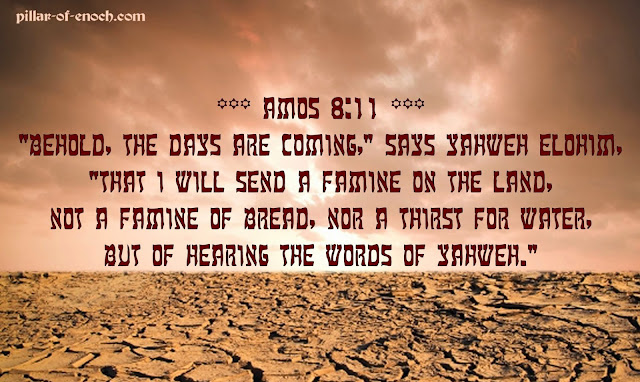 click on image to enlarge the dreaded days of <b>spiritual famine</b> that ...