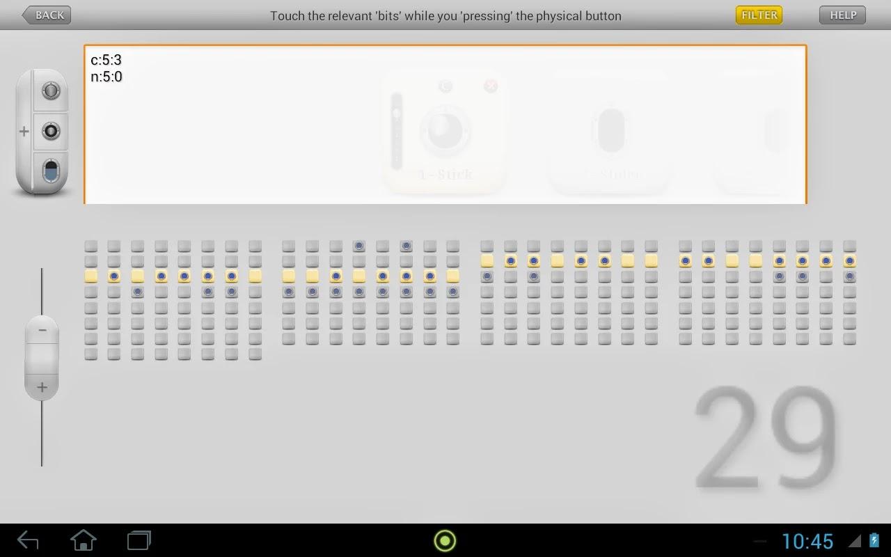 USB/BT Joystick Center GOLD v1.0027