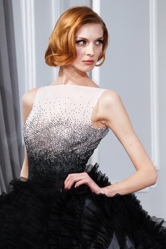 arte da moda luxo Dior