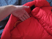 Pocket Inside Sleeping Bag