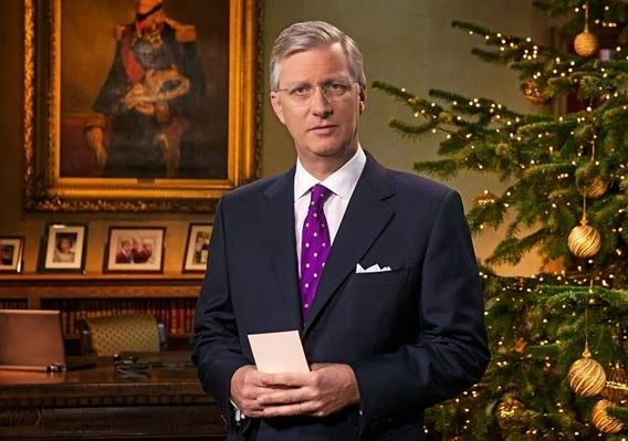 First Christmas speech of King Philippe of Belgium