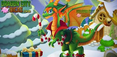 Dragão Elfo de Natal