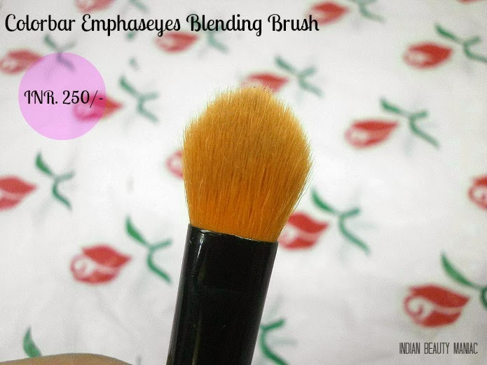 Colorbar emphaseyes blending brush