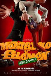 Mortadelo y Filemón contra Jimmy el Cachondo (2014)