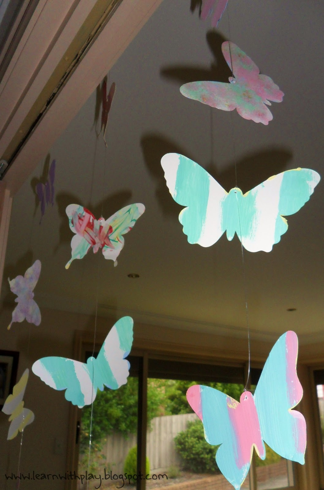 learn with play at home butterfly birthday party ideas