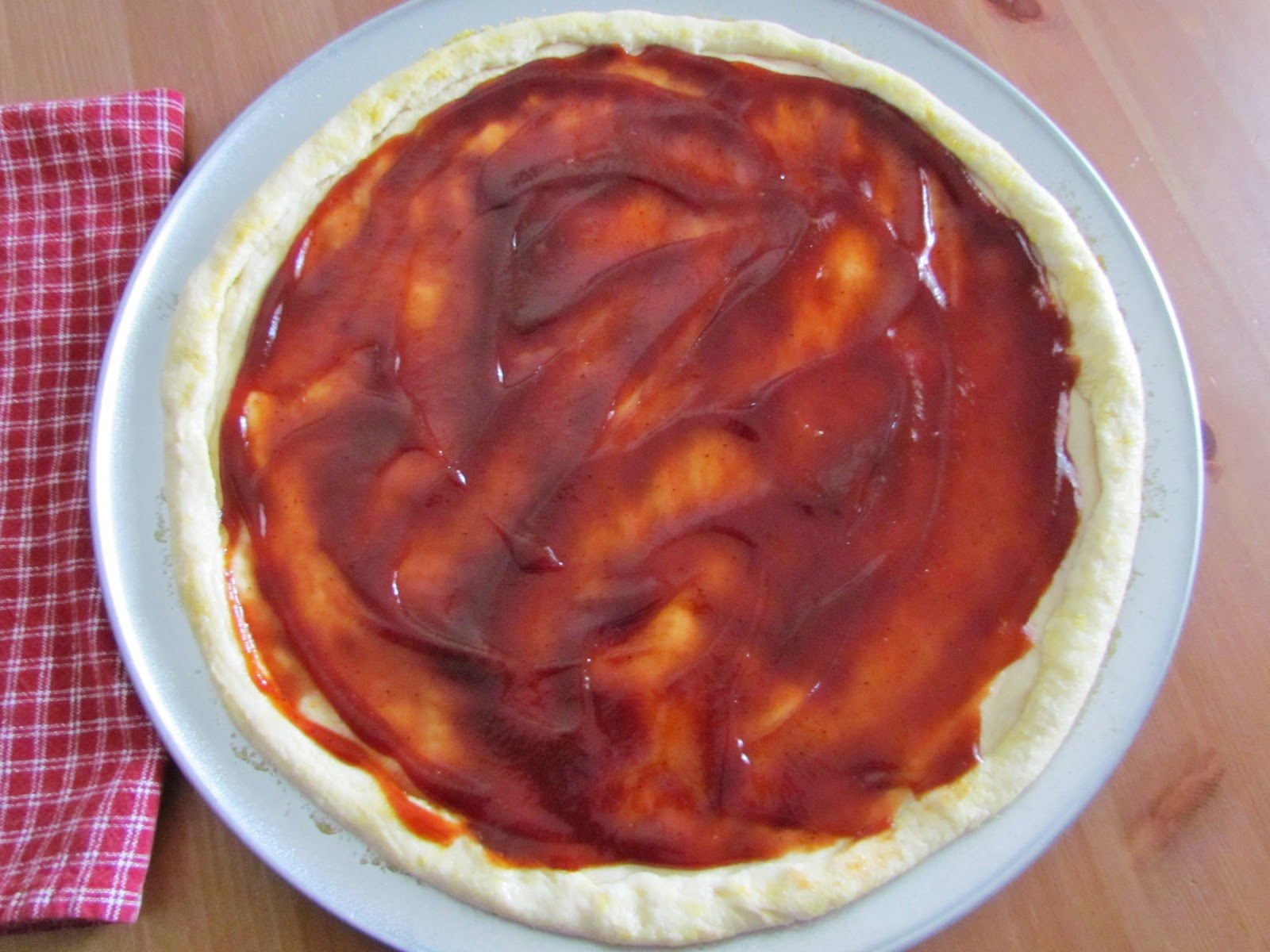 Barbecue Pizza Sauce Recipe — Dishmaps