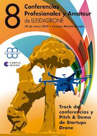 Pasó: 8 Conferencias LleidaDrone