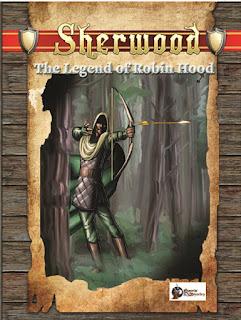Sherwood: The Legend of Robinhood For Swords & Wizardry