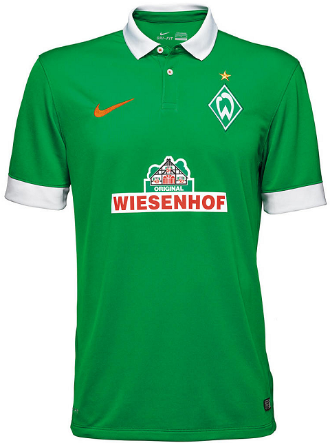 eeb2d4c936 Nike divulga as novas camisas do Werder Bremen - Show de Camisas