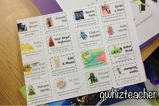 gwhizteacher, fluency folder, phonics chants, fluency fun voices