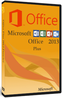Microsoft Office Pro Plus 2013 FINAL