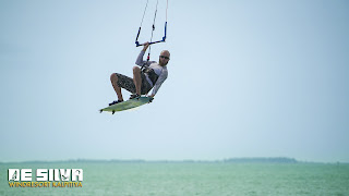 Kitesurfing Lanka