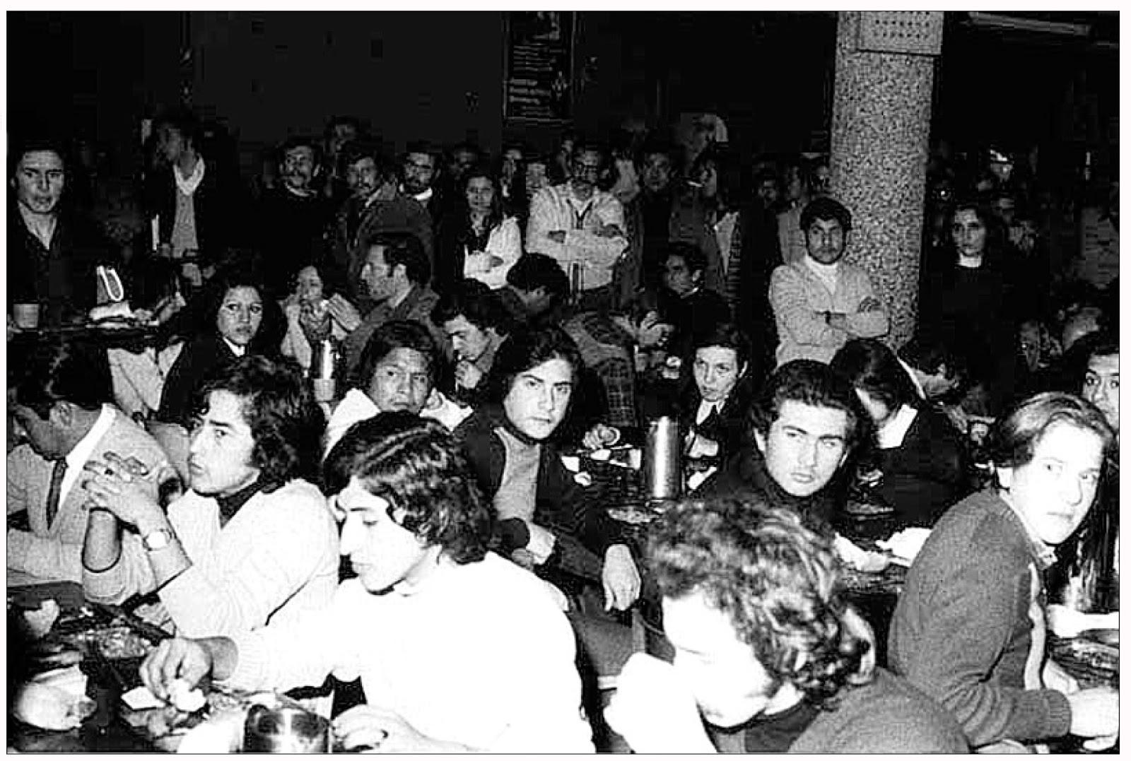 Qnp lugar de resistencia lugar de represi n for Comedor universitario unlp