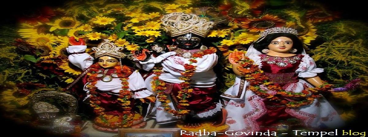 Radha-Govinda - Tempel