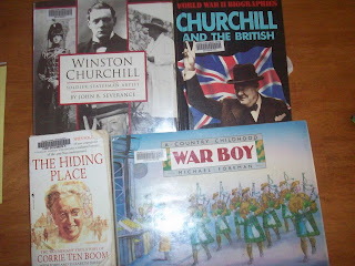 Select readings about WWII