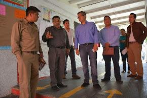 Supervisa Ayuntamiento de Xalapa Escuela Primaria Cuauhtémoc