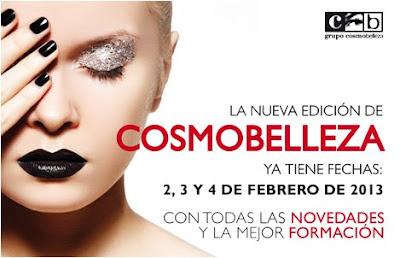 cosmobelleza cartel 2013