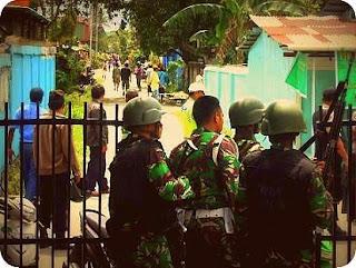 Keuskupan Timika Kecam Penembakan Oknum Anggota TNI ke Warga Sipil