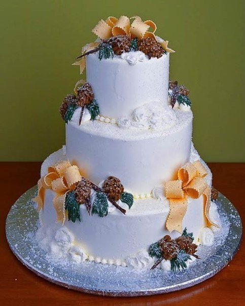 Christmas cake decorating ideas home decorating ideas for Decoration ideas for christmas cake