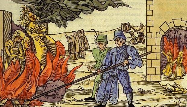 Tarihte cadı avı