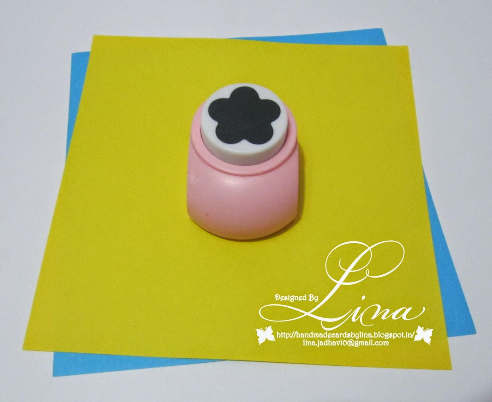 Linas Handmade Cards Paper Rose Making Tutorial