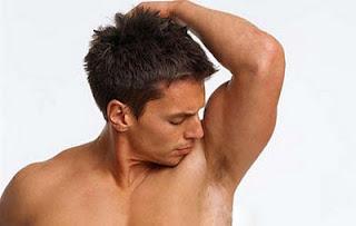 bagaimana cara menghilangkan bau badan