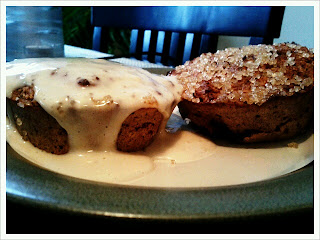 Baked Oatmeal Breakfast Cakes