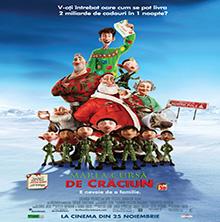 Arthur Christmas - Marea cursa de Craciun Dublat In Romana   Filme Online Subtitrate - Desene ...