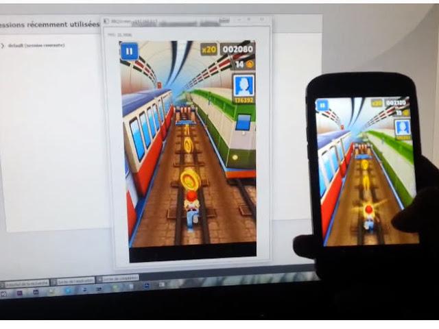 Mete tu smartphone en la pantalla del PC con BBQScreen