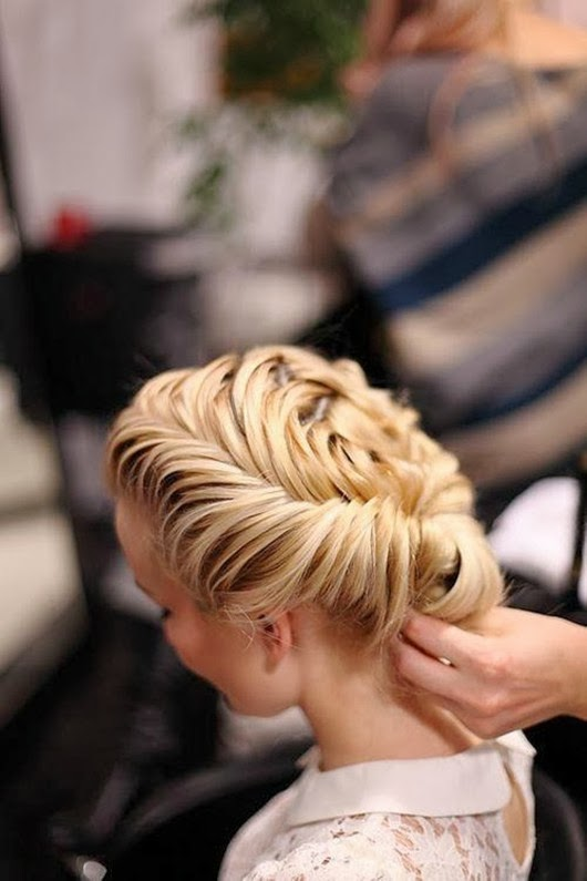 wedding hairstyles ideas twists style