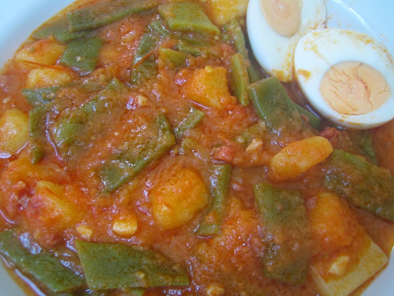 Come en mi cocina vainas judias verdes con jam n y for Cocinar judias verdes