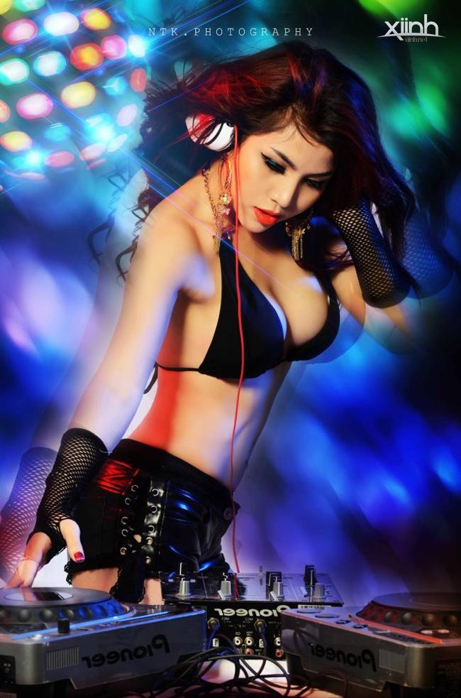 CHIÊM NGƯỠNG VẺ ĐẸP MÊ HỒN, HOA HẬU DJ VŨ TRƯỜNG, NỮ DJ XINH ĐẸP, NỮ DJ QUYẾN RŨ, NỮ DJ TÀI NĂNG,